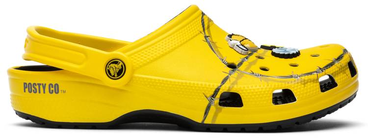 crocs post malone