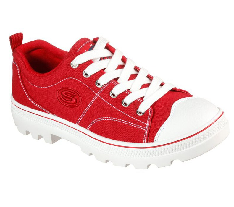 skechers rouge
